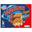 Mini sandwich cookie Caja 6 u x 88 ml - 528 ml Maxibon Nestlé