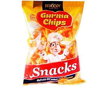 RICO`S Snack de palitos de queso raritos Bolsa de 100 g