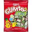 Gummy Jelly caramelos de goma sabores frutales sin gluten Bolsa 100 g Dulciora
