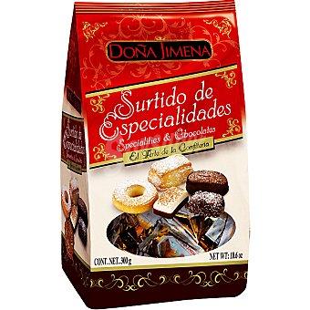 Doña Jimena Surtido especialidad de chocolate 300 g