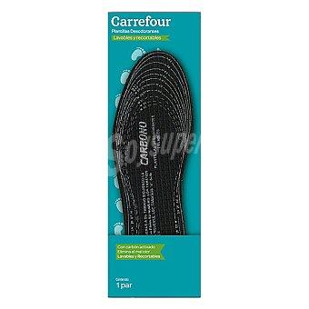 Carrefour Plantillas Desodorantes 1 par.