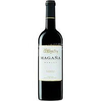 Magaña Merlot Vino tinto reserva D.O. Navarra Botella 75 cl