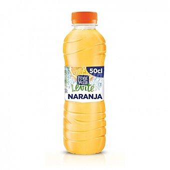 Font Vella Agua mineral Levité con zumo de naranja 50 cl 50 cl