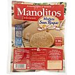 Manolitos 6 unidades listo para tostar bolsa 180 g bolsa 180 g Mollete san roque
