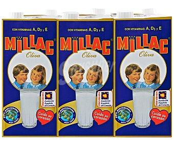 Millac Preparado lácteo a base de aceite de oliva 6 unidades de 1 L