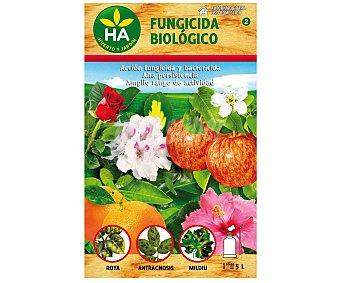 HA-Huerto y Jardín Fungicida biológico soluble, sobre para preparar 5 Litros 20 Gramos