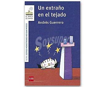 Editorial SM Un extraño en el tejado, serie Estos monstruos no dan miedo, andrés guerrero. Género: infantil. Editorial SM