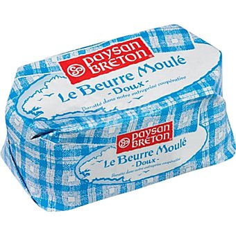 Paysan Breton Mantequilla sin sal envase 250 g envase 250 g