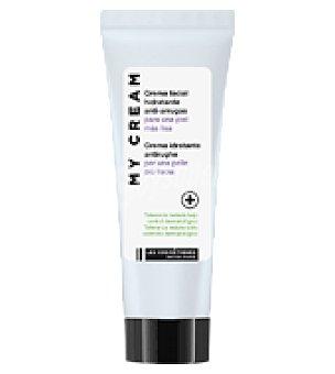 Les Cosmétiques Crema facial hidratante anti-arrugas para una piel mas lisa 50 ml