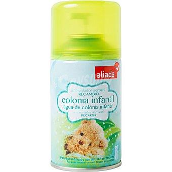 ALIADA Ambientador automático colonia infantil recambio  250 ml