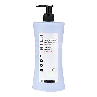 Les Cosmétiques Leche hidratante corporal para piel muy seca 400 ml