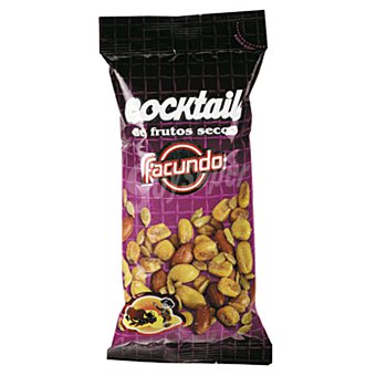 Facundo Cocktail frutos secos Bolsa 180 gr
