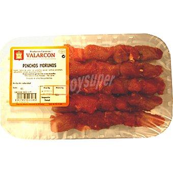 VALARCON Pinchos morunos bandeja 250 g 5 unidades