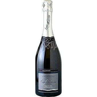 LOUIS MASSING Champagne grand cru millésime Botella 75 cl