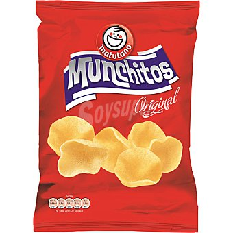 MATUTANO Munchitos Snack de patata bolsa 70 g Bolsa 70 g
