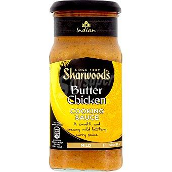 Sharwood's salsa butter chicken tarro 420 g