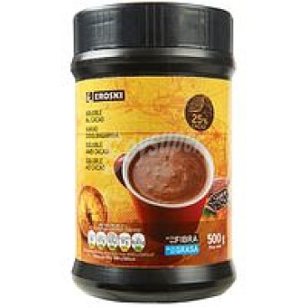 Eroski Soluble cacao Bote 500 g