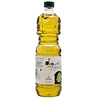 Deguste Aceite de oliva virgen extra intenso Botella de 1l