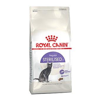 Royal Canin Pienso para gatos adultos esterilizados 37 control de peso Saco 2 kg