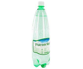 FUENTELAJARA Agua mineral con Gas 1.25 L