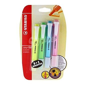 Stabilo Pack Ahorro Stabiloswingcool 4 ud