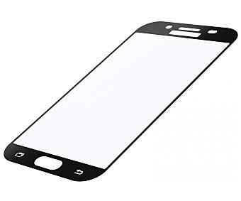 Cellular Line Protector de pantalla compatible con Samsung Galaxy J3 (teléfono no incluido) Second Glass