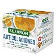 Infusión sabor naranja en bolsitas Articulaciones Susarón 10 ud Susaron