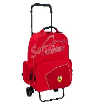 Alonso Trolley adaptable grande de 42 cm Ferrari con bolsillos.