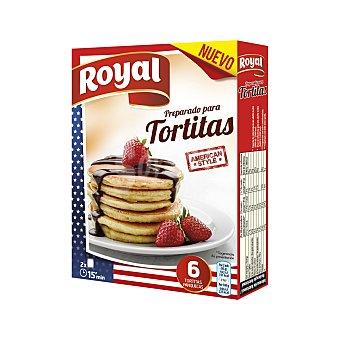 Royal Preparado para tortitas Caja 120 g (6 raciones)