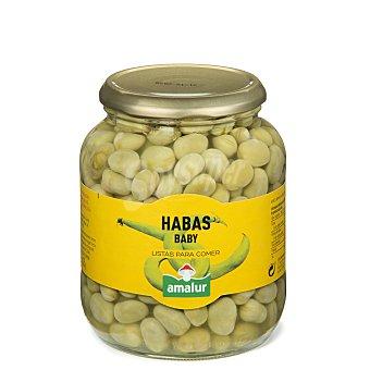 Amalur Habas baby Frasco de 425 gramos
