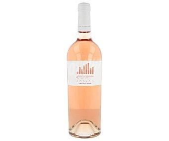 SEÑORIO DE BENIDORM Vino rosado ecológico con denominación de origen Alicante Botella de 75 cl