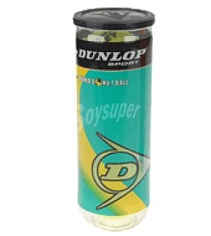 Dunlop 3PELOTAS tenis dunlop voley