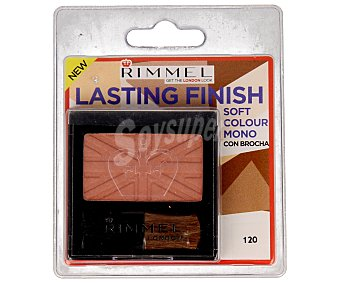Rimmel London Colorete Last Finish 120 Pack 1 unid