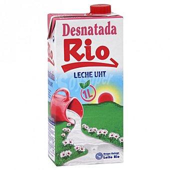 Rio Leche uht desnatada  Brick 1 l