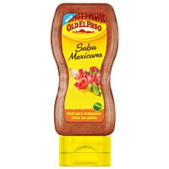 Squeeze Salsa Chunky Bote 295 g