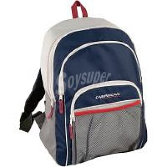 Campingaz Nevera flexible tipo mochila azul gris 14 litros