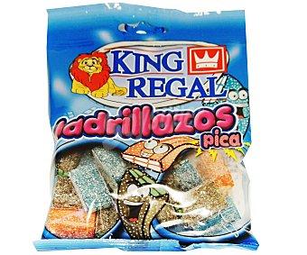 King Regal Ladrillazos Bolsa de 100 Gramos