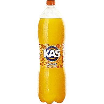 Kas Refresco de naranja Botella 2 litros