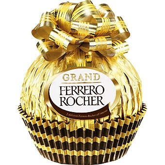 FERRERO ROCHER  Bombones Rocherone Estuche de 125 g