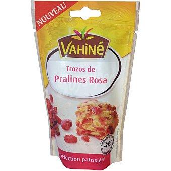 Vahiné Trozos de pralines rosas Envase 100 g