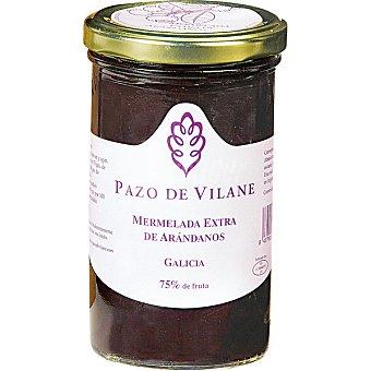 Pazo vilane Mermelada de arándanos Frasco 300 g