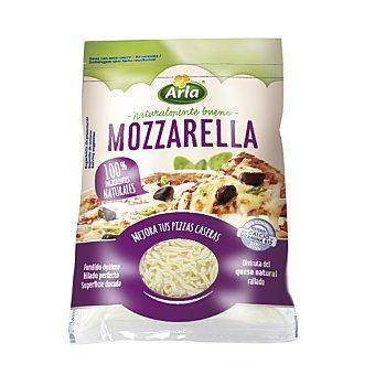 Arla Mozzarella rallada para pizza sin gluten Bolsa 150 g