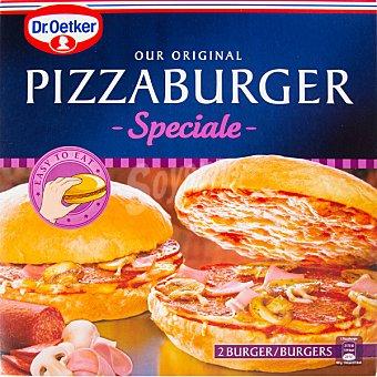 Pizzaburger Dr. Oetker Pizza Burguer Speciale 380 g