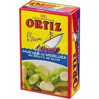 ORTIZ Huevas de Merluza Lata 110 g