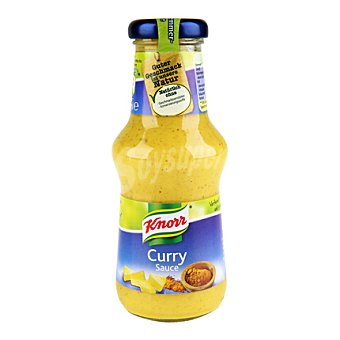 Knorr Salsa curry Frasco 250 g