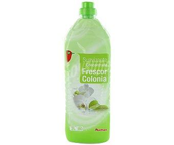 Auchan Suavizante concentrado frescor colonia 80 lavados
