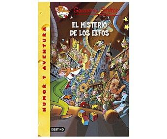INFANTIL Geronimo Stilton 5, El misterio de los Elfos, vv.aa. Género: infantil. Editorial: Destino. Descuento ya incluido en pvp. PVP anterior: 51: El misterio.