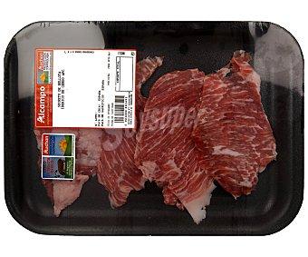 Auchan Producción Controlada Secreto de bellota ibérico de cerdo 215 Gramos Aproximados