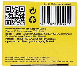Renova Toallitas refrescantes limón Paquete 20 unidades