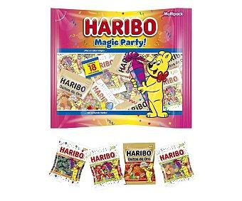 Haribo Golosinas surtido (caramelos de goma) magic party! 450 g